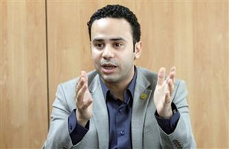 محمود بدر يتقدم بطلب لتوصيل المياه لمنطقة كفر حسن بشبين القناطر