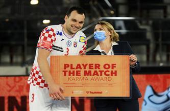 مونديال اليد.. «ماريتش» رجل مباراة كرواتيا و قطر