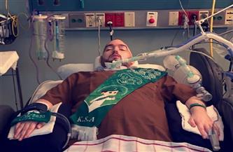 أحدث ظهور للأمير السعودي المصاب بغيبوبة منذ 15 عامًا وهو يحرك يده