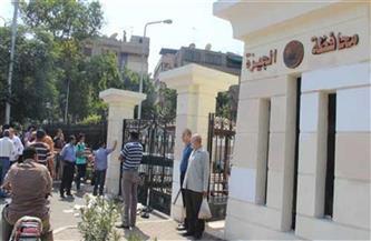 محافظة الجيزة: غلق جزئي لشارع النيل لتوصيل كابلات الكهرباء لمنظومة مراقبة الحافلات السياحية
