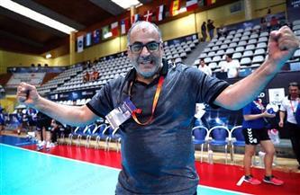 طارق محروس يطمئن على لاعبي الأهلي  بمعسكر المنتخب