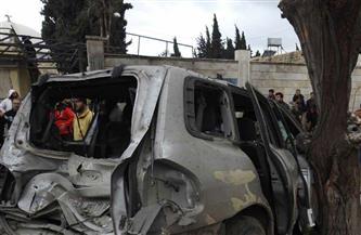 انفجار سيارة ملغومة في سوق للخضراوات بشمال سوريا