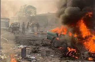 5 قتلى و9 جرحى جراء انفجار سيارة مفخخة برأس العين السورية