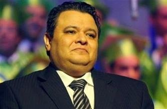 خالد جلال في وداع «وحيد حامد»: استطاع بعبقريته أن يحتل مكانة كبيرة في قلوبنا