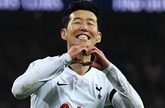 """الكوري """"سون هيونج مين"""" أفضل لاعب آسيوي محترف بالخارج"""