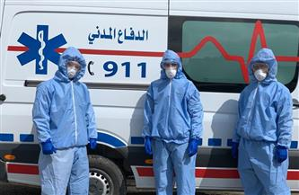 الصحة الأردنية: تسجيل 903 حالات إصابة جديدة بفيروس كورونا