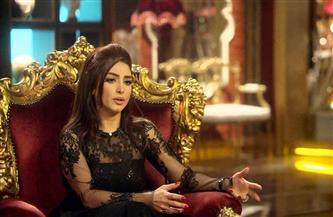 """أول صورة لروجينا في كواليس مسلسل """"بنت سلطان"""""""