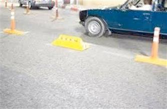 مرور سوهاج يحرر 475 مخالفة في الحملة اليومية على الطرق
