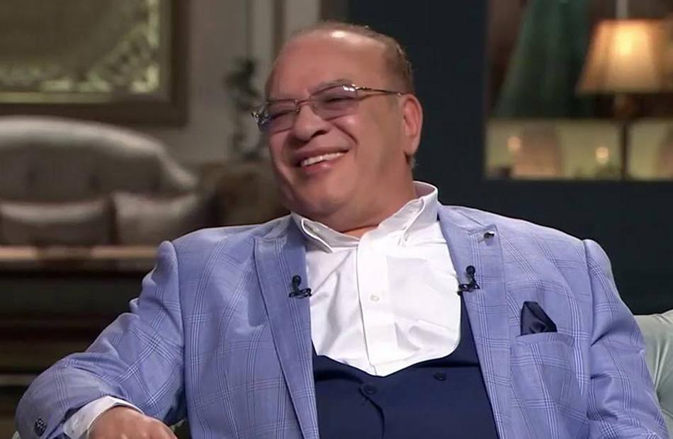 صلاح عبد الله دعم الفنانين شئ رائع ومتوقع من الرئيس السيسي