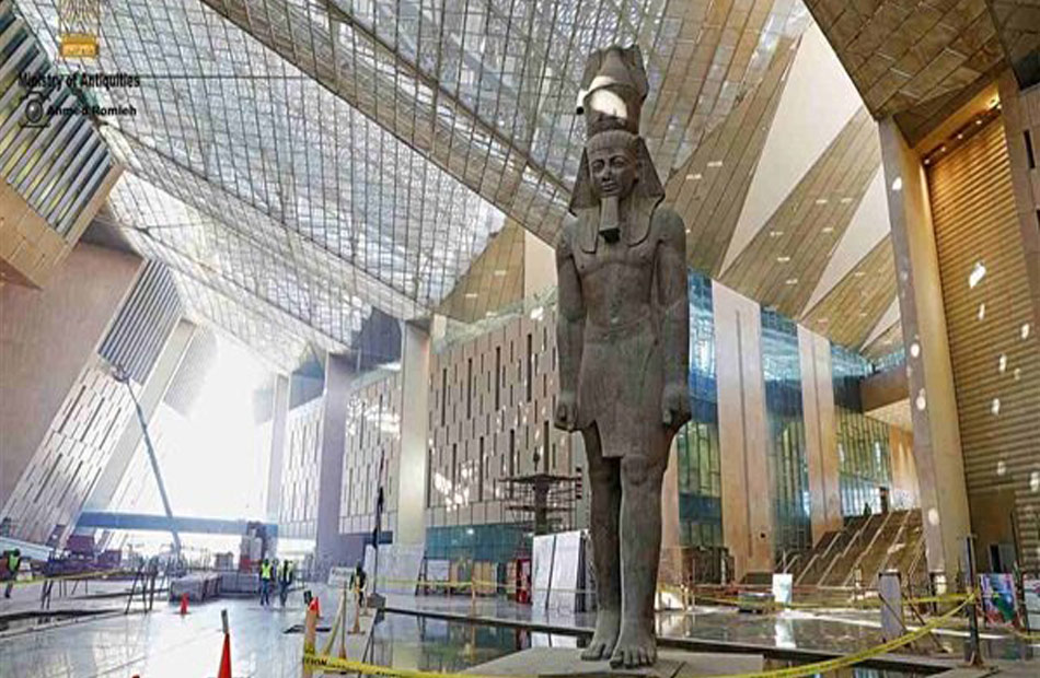 ;في اليوم العالمي للسياحة; مصر تجدد وجهها الحضاري بـ مشروعًا أثريًا ومتحفيًا