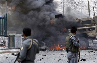 إصابة 6 رجال شرطة في انفجار لغم غرب أفغانستان
