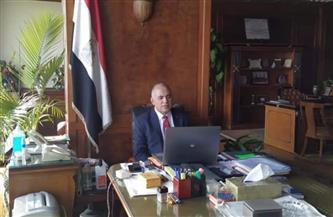 وزير الري يتابع معدلات تنفيذ مشروعات تأهيل الترع والمساقي والتحول للري الحديث في المحافظات| صور