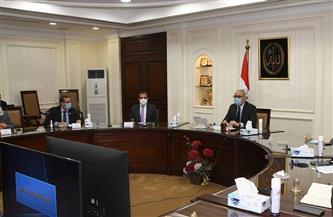 وزير الإسكان يتابع أعمال الرفع المساحى للمرحلة الأولى بمدينة رأس الحكمة الجديدة| صور