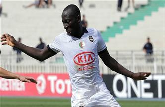 مولودية الجزائر يعلن عودة لاعبه الإيفواري إيسلا بعد غيابه لأسباب شخصية
