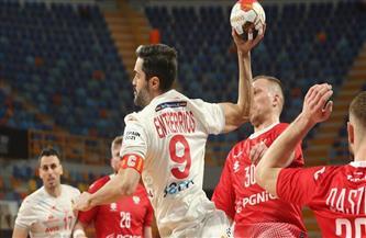 مدرب بولندا يثني على أداء لاعبيه بعد الفوز على البرازيل في مونديال اليد بمصر