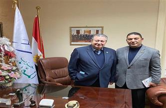 الربان عمر صميدة رئيسا للهيئة البرلمانية لحزب المؤتمر بمجلس الشيوخ