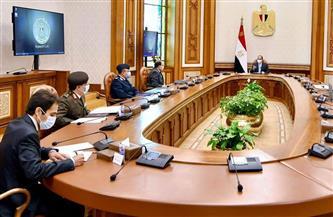 """الرئيس السيسي يوجه بتحقيق عامل جدارة الأداء والتنفيذ لمشروع """"مستقبل مصر"""""""
