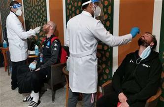 """اللجنة الطبية لبطولة كرة اليد: إجراء 2249 تحليل """"pcr""""  لفيروس كورونا خلال 24 ساعة"""