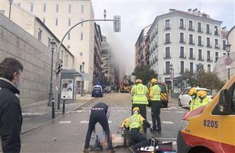 نشطاء يتداولون فيديو لانفجار وسط العاصمة الأسبانية مدريد|فيديو
