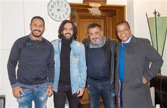 """هاني محروس لـ """"بوابة الأهرام"""": لم نوقع عقدا جديدا.. بهاء سلطان """"رجع بيته وشغال""""   صور"""