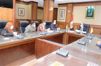 نائب محافظ سوهاج: الاستجابة الفورية لشكاوى المواطنين والعمل على حلها