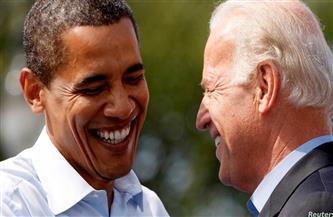"""أوباما يهنئ بايدن: """"هذا هو وقتك"""""""