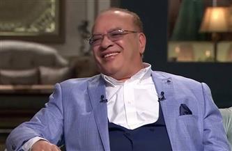 صلاح عبد الله يشجع لاعبي المنتخب المصري قبل مواجهة روسيا