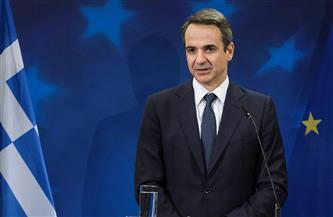 رئيس الوزراء اليوناني يؤكد أن بلاده تحتفظ بالحق في توسيع حدودها البحرية
