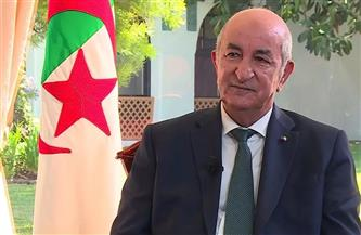 الرئيس الجزائري يجدد عزمه على بناء جمهورية جديدة بلا فساد ولا كراهية