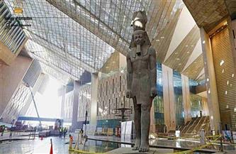 """المتحف المصري الكبير يحصل على 4 شهادات """"أيزو"""" في 180 يومًا"""