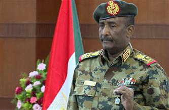 """""""البرهان"""" يؤكد تطلع وحرص السودان على تفعيل المشروعات المشتركة مع مصر"""