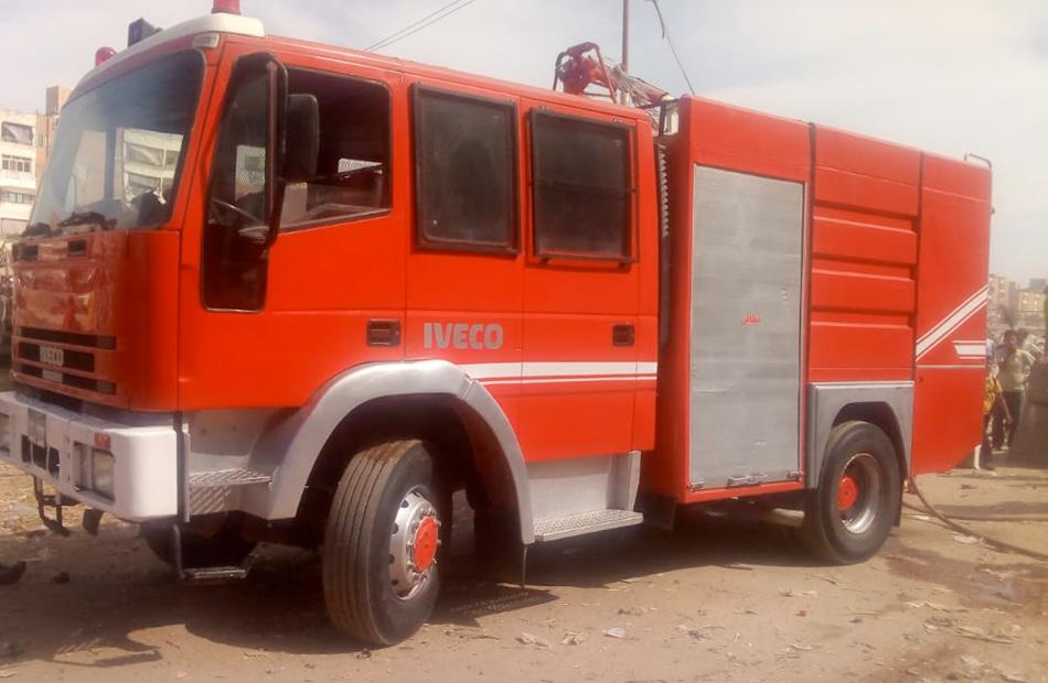 السيطرة على حريق في مزرعة دواجن ونفوق  ألف طائر بالشرقية