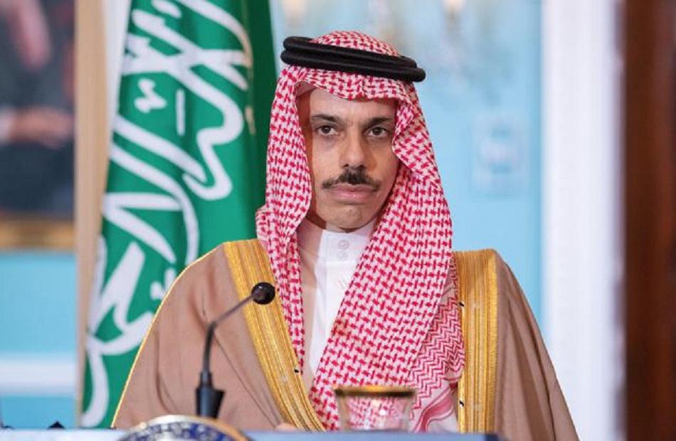 وزير الخارجية السعودي يبحث مع مسئول أمريكي تطورات البرنامج النووي الإيراني