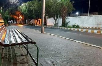 وصلت إلى 7 درجات مئوية ليلا.. شوارع قنا خالية وتحذير من تأثير الصقيع على قصب السكر | صور