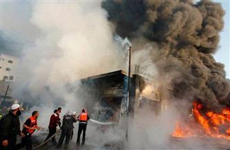 وسائل إعلام عراقية: 21 قتيلا و44 جريحا في تفجير انتحاري مزدوج وسط بغداد