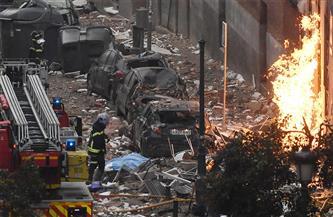 ارتفاع حصيلة ضحايا الانفجار جراء تسرب غاز في مدريد إلى أربعة قتلى