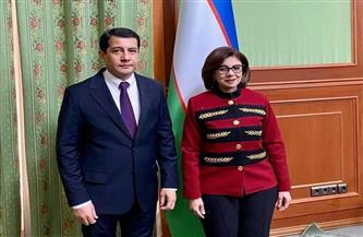 نائب وزير خارجية أوزباكستان: مصر شريك أساسي لبلادنا ونتطلع لتعزيز التعاون مع الأزهر