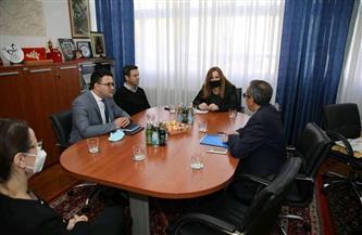 السفير ياسر سرور: الروابط التاريخية بين مصر والبوسنة والهرسك تشكل قاعدة قوية| صور
