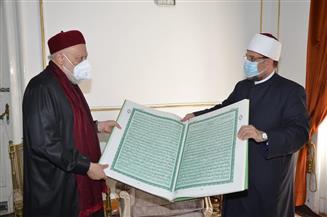 وزير الأوقاف يستقبل رئيس لجنة الشئون الدينية بالبرلمان لمناقشة التعاون المشترك| صور