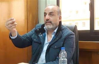 محمد شبانة: العمل فى نادى الصحفيين مستمر والافتتاح فى يونيو