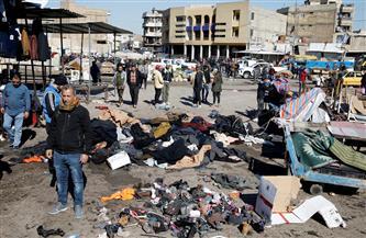 ارتفاع حصيلة ضحايا تفجيريّ بغداد إلى 32 قتيلا و110 جرحى