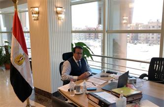 وزير التعليم العالي يبحث آليات تحسين قابلية توظيف خريجي الجامعات مع مسئولي البنك الدولي