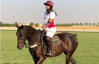 فرح عوض الله: «نفرتيتي» أول فريق نسائي لرياضة البولو في مصر |حوار