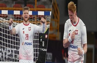 الشقيقان جيبالا سر قوة دفاع منتخب بولندا لكرة اليد