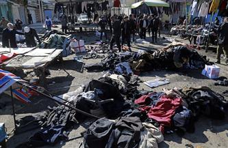 السعودية تدين التفجير الانتحاري المزدوج في بغداد