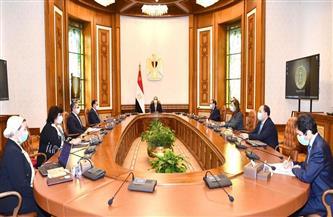 الرئيس السيسي يوجه بتكامل جهود تحسين منظومة البيئة مع الإستراتيجية العامة للدولة