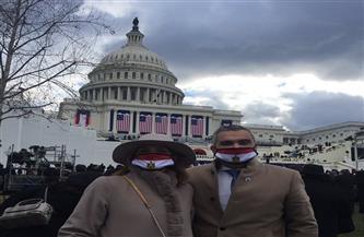 سفير مصر بواشنطن: نتطلع لتعزيز الشراكة المصرية الأمريكية