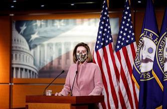 «بيلوسي»: نسعى لتوضيح من مجلس الشيوخ بشأن الاستعداد لمحاكمة ترامب
