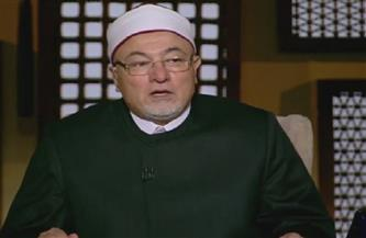 خالد الجندي: ما حرمه الله أمر ينفذ ولا نختلق أسباب لمنعه | فيديو