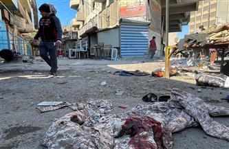 تحسين خفاجي: بدء مراجعة كاميرات المراقبة عقب تفجيري بغداد بالسوق الشعبية| فيديو
